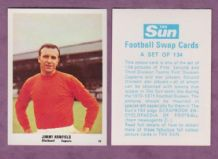 Blackpool Jimmy Armfield England 70